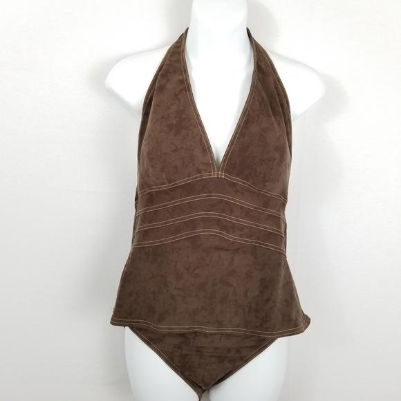 3be4a18cc3552 Magicsuit Swim | Suede Size 12 2pc Tankini Bottoms | Poshmark